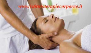corso tecniche del massaggio