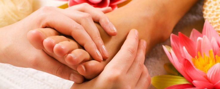 Corso Foot Massage Cagliari Roma