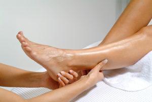 corso massaggio riflesso del piede