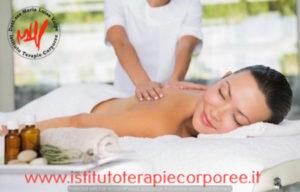 Corso di tecniche del Massaggio